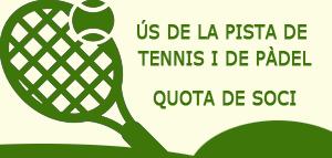tennis i de pàdel