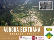 Cartell Aurora Bertrana