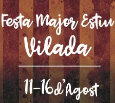 Foto cartell Festa Major Estiu