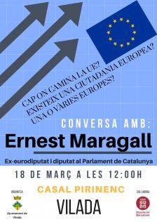 Cartell conversa amb Ernest Maragall